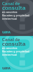 Canal de consulta en asuntos fiscales y propiedad intelectual uavA